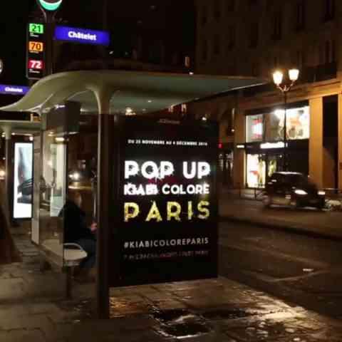 Cet hiver, Kiabi illumine Paris !